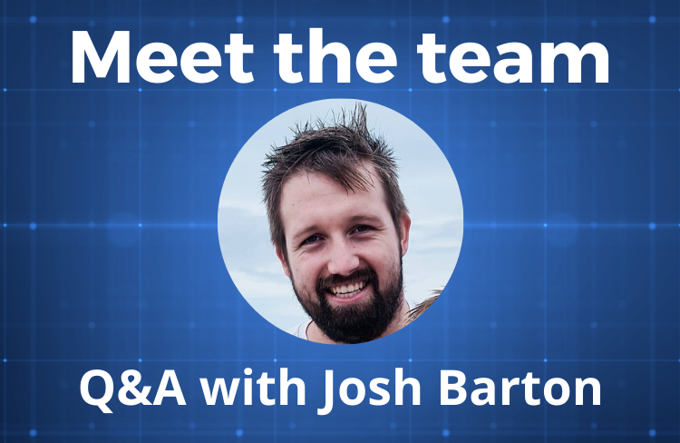 Q&A with Josh Barton
