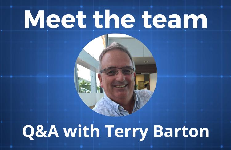 Meet Terry Barton